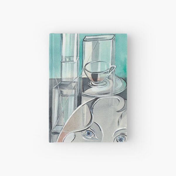 Tea for Two Hardcover Journal