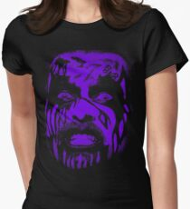 King Diamond (Purple) Women's Fitted T-Shirt