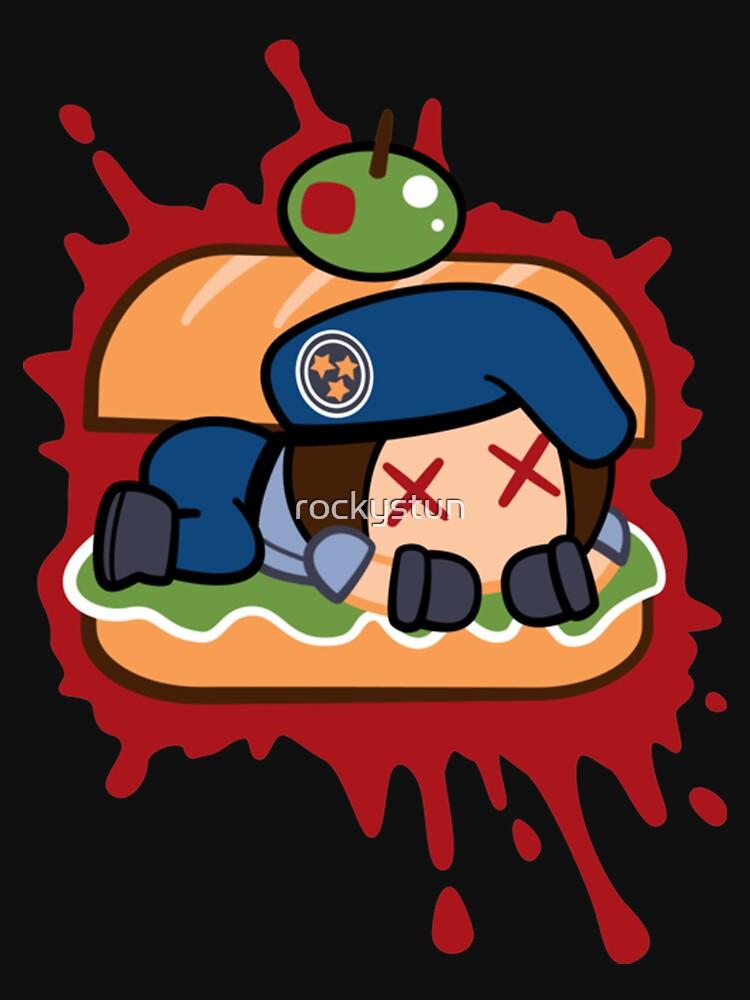 A JILL SANDWICH by rockystun