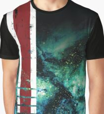 Mass Effect Tribute Armor Stripe Graphic T-Shirt