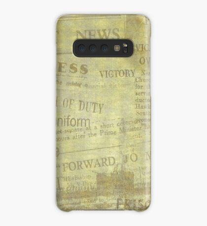 The Plight of our Honey Bees Case/Skin for Samsung Galaxy