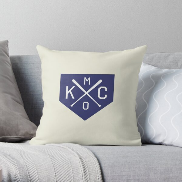 KC X HOME Throw Pillow