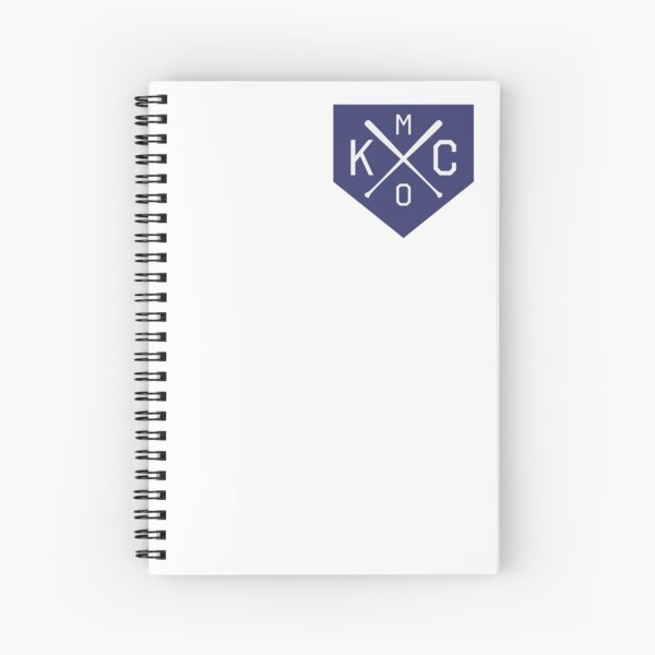 KC X HOME Spiral Notebook