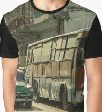 Havana Bus  Graphic T-Shirt
