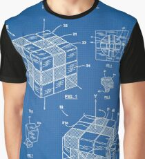 Rubik Cube Graphic T-Shirt