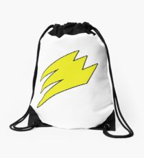 Order of the Claw - Yellow Drawstring Bag