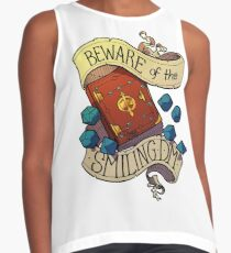 Beware of the Smiling Dungeon Master Contrast Tank