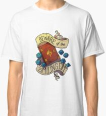Beware of the Smiling Dungeon Master Classic T-Shirt