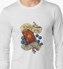 Beware of the Smiling Dungeon Master Long Sleeve T-Shirt