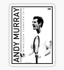 Andy murray Sticker