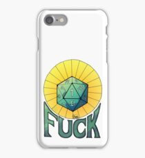 Critical FAIL iPhone Case/Skin
