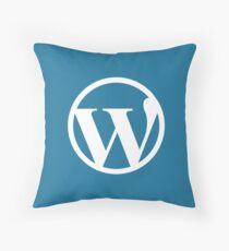 Wordpress Throw Pillow