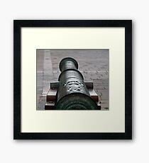 The canon Framed Print