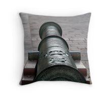 The canon Throw Pillow