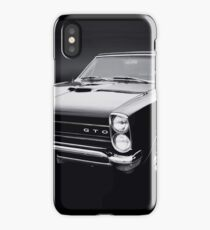 1965 Pontiac GTO iPhone Case
