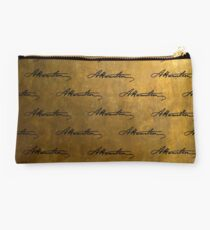 Hamilton Repeating Pattern Studio Pouch