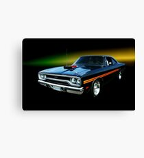 1970 Plymouth GTX Canvas Print