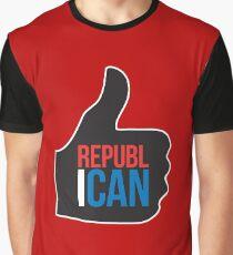 REPUBLICAN Graphic T-Shirt