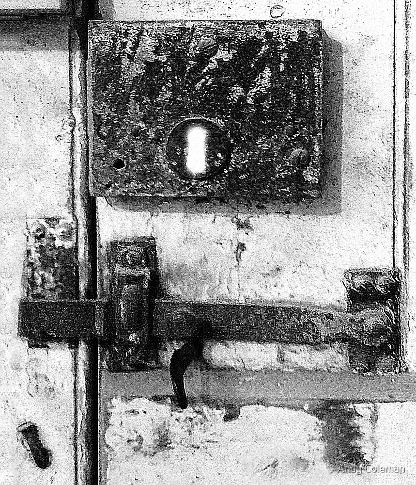 Suffolk Latch by Andy Coleman
