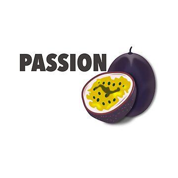 Passionfruit by Eliasaberg