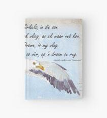 Drome is my vlug Hardcover Journal