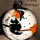 Happy Holidays! by Adela Hriscu