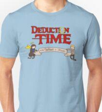 Deduction Time Unisex T-Shirt