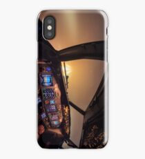 Automatic landing iPhone Case/Skin