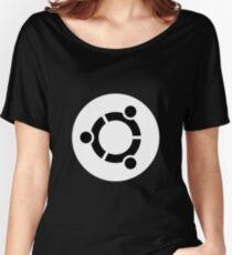 Ubuntu Women's Relaxed Fit T-Shirt