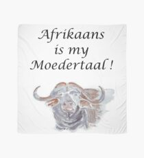Afrikaans is my Moedertaal Scarf