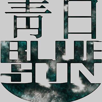 blue sun by ranidari