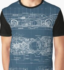 Batmobile Graphic T-Shirt