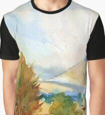 Magaliesberg Mountains Graphic T-Shirt
