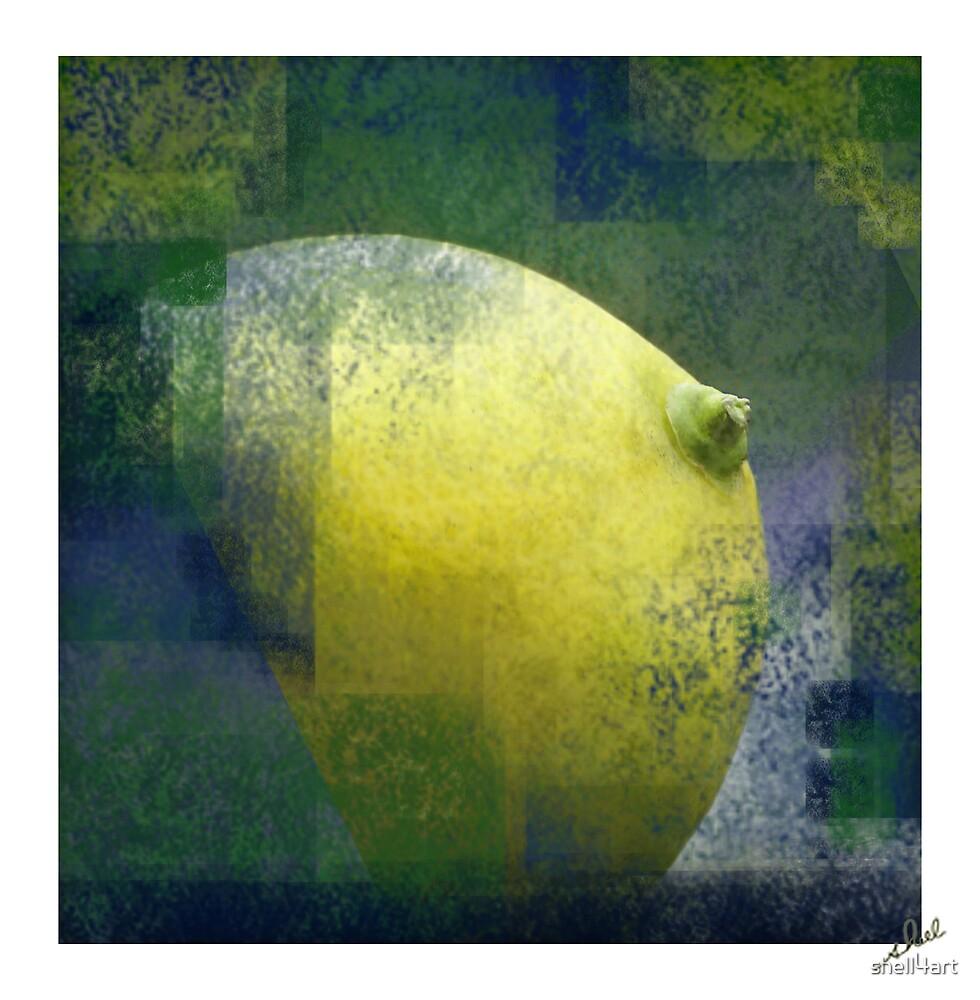 Lemone by shell4art