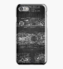 Batmobile iPhone Case/Skin