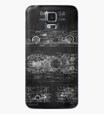 Batmobile Case/Skin for Samsung Galaxy
