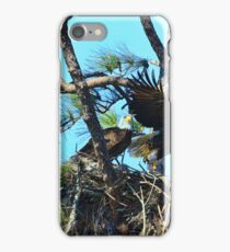 Eagle Series The Nest iPhone Case/Skin