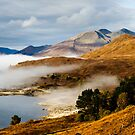 Loch Cluanie by Mark Greenwood