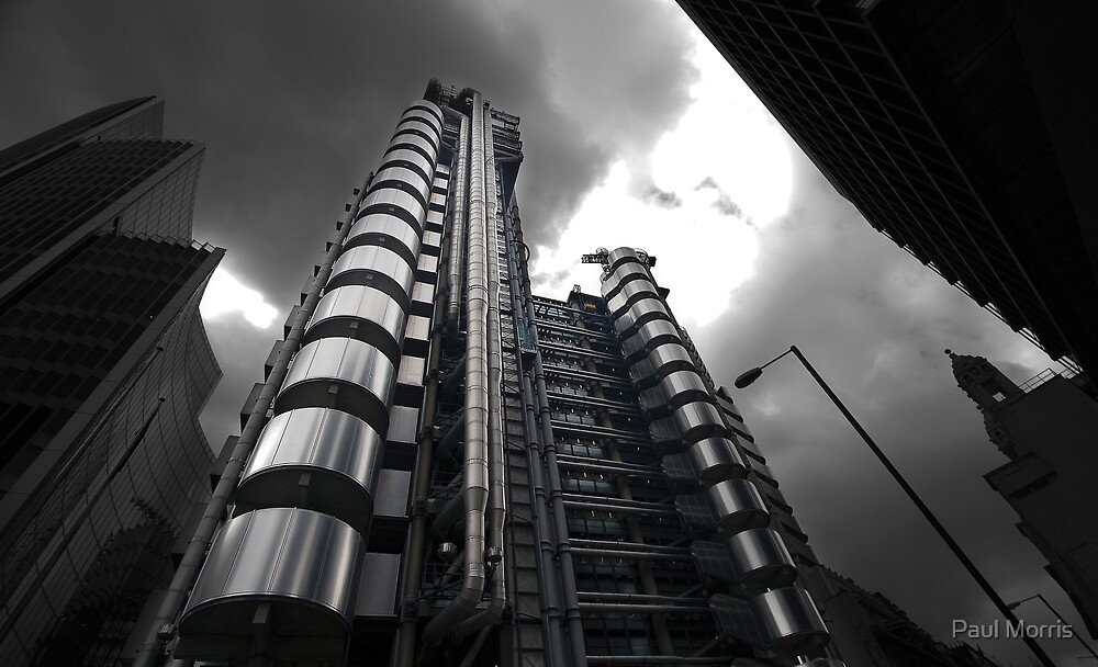 Lloyds of London by Paul Morris