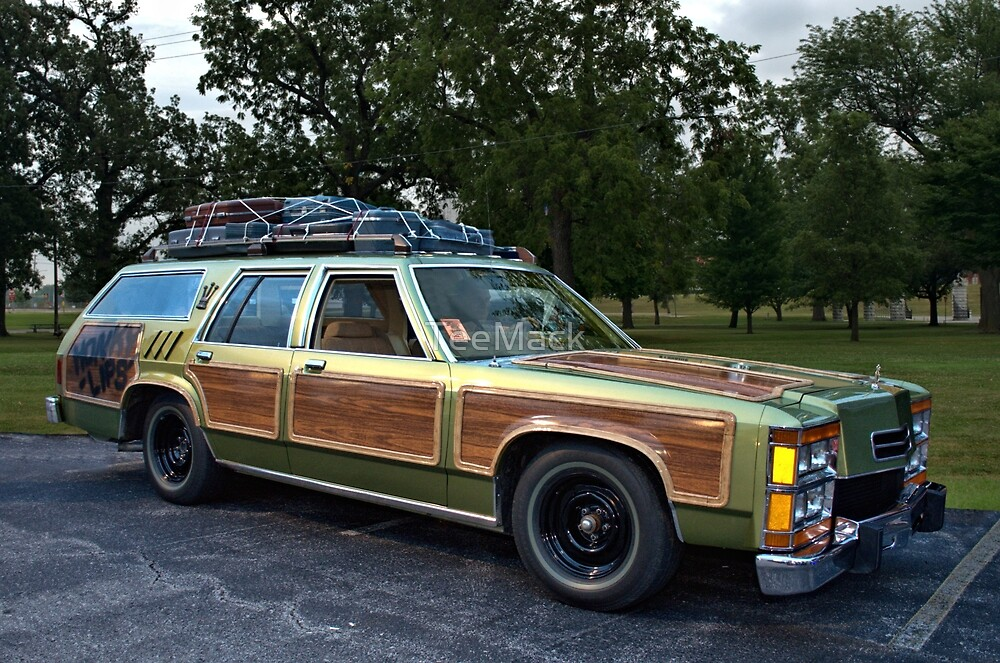 The Truckster by TeeMack