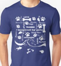 Inspired by Pets Unisex T-Shirt