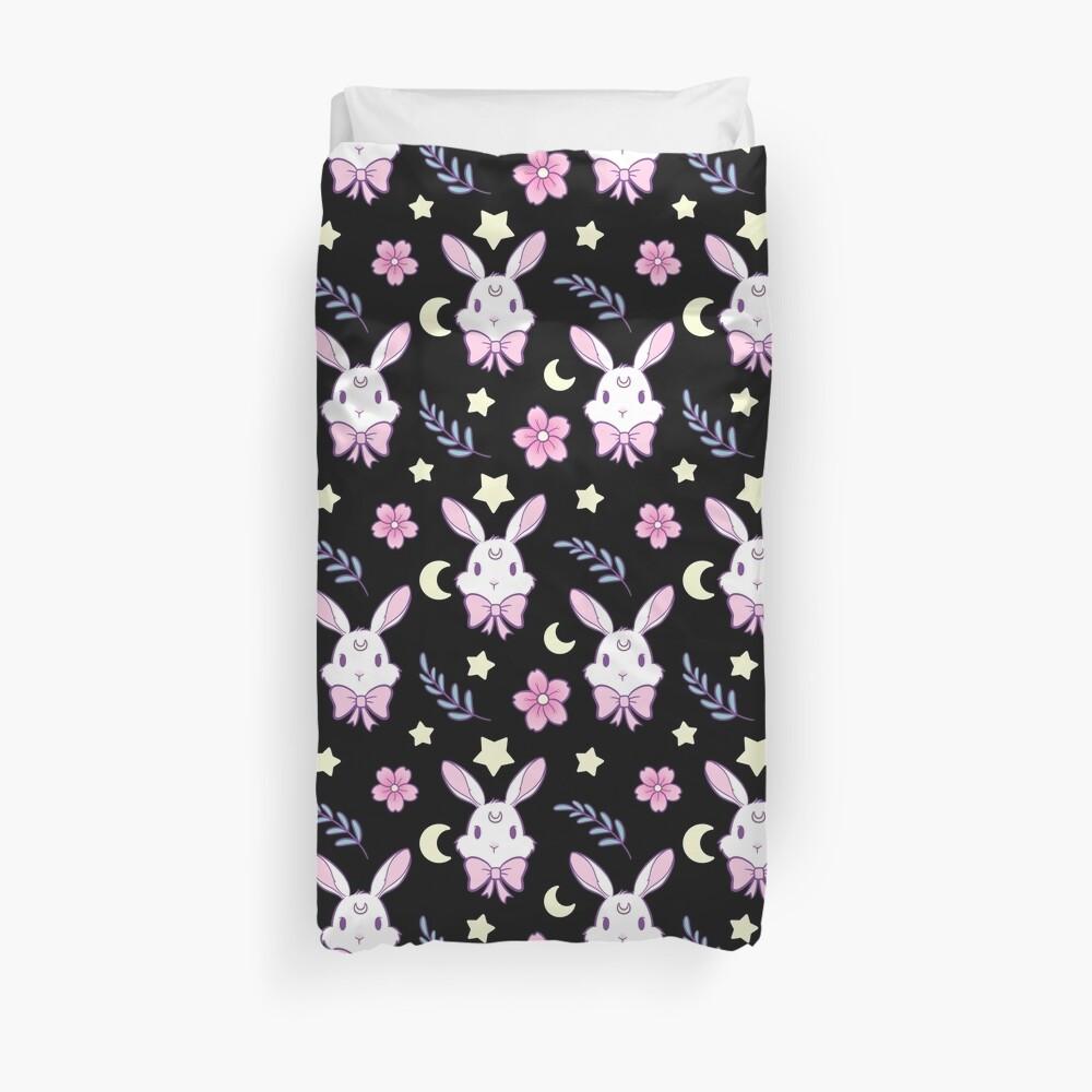 Sakura-Häschen Bettbezug
