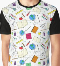 Time To Study! Graphic T-Shirt