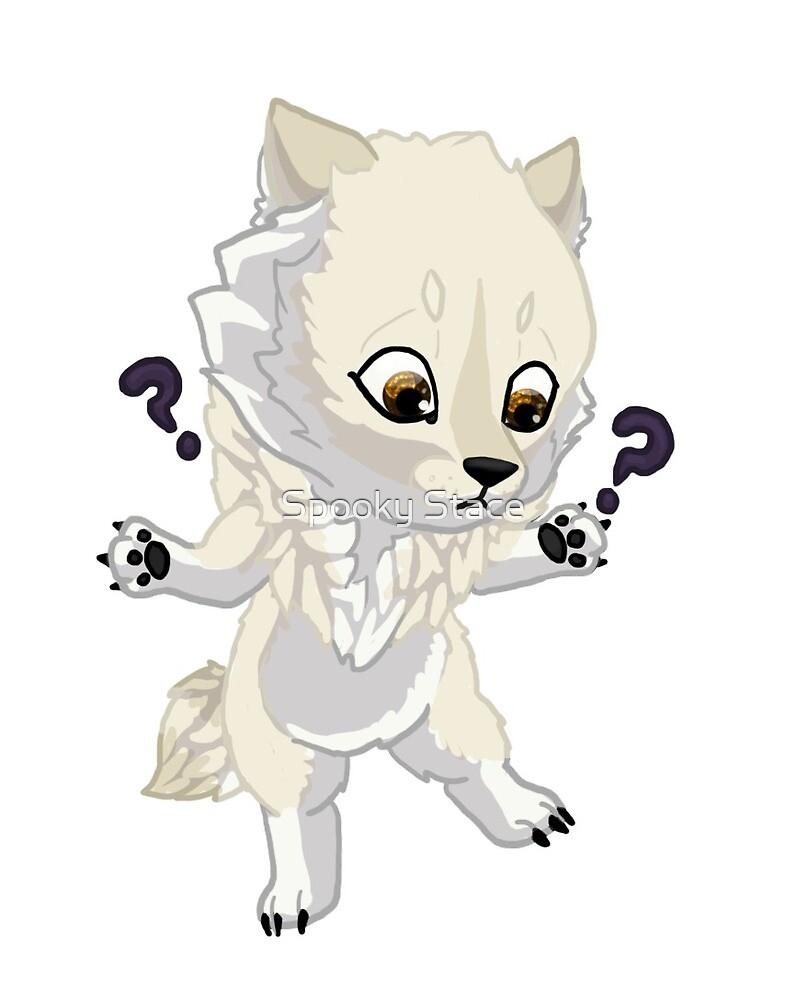 White wherewolf by Murder-Mistress