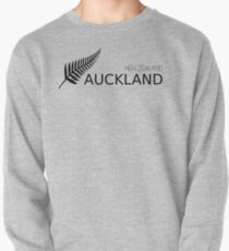 Auckland New Zealand Fern Pullover
