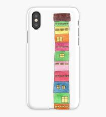 Colored high-rise iPhone Case