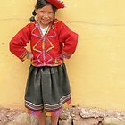 Colorful People  of  Peru  by Alessandro Pinto