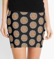 london lager Mini Skirt