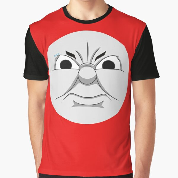 James (angry face) Graphic T-Shirt