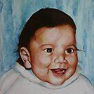 Baby Portrait Comission by sbaraci